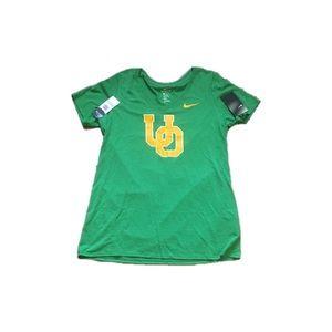 Oregon Ducks Nike Women's Vintage TrI Blend Shirt